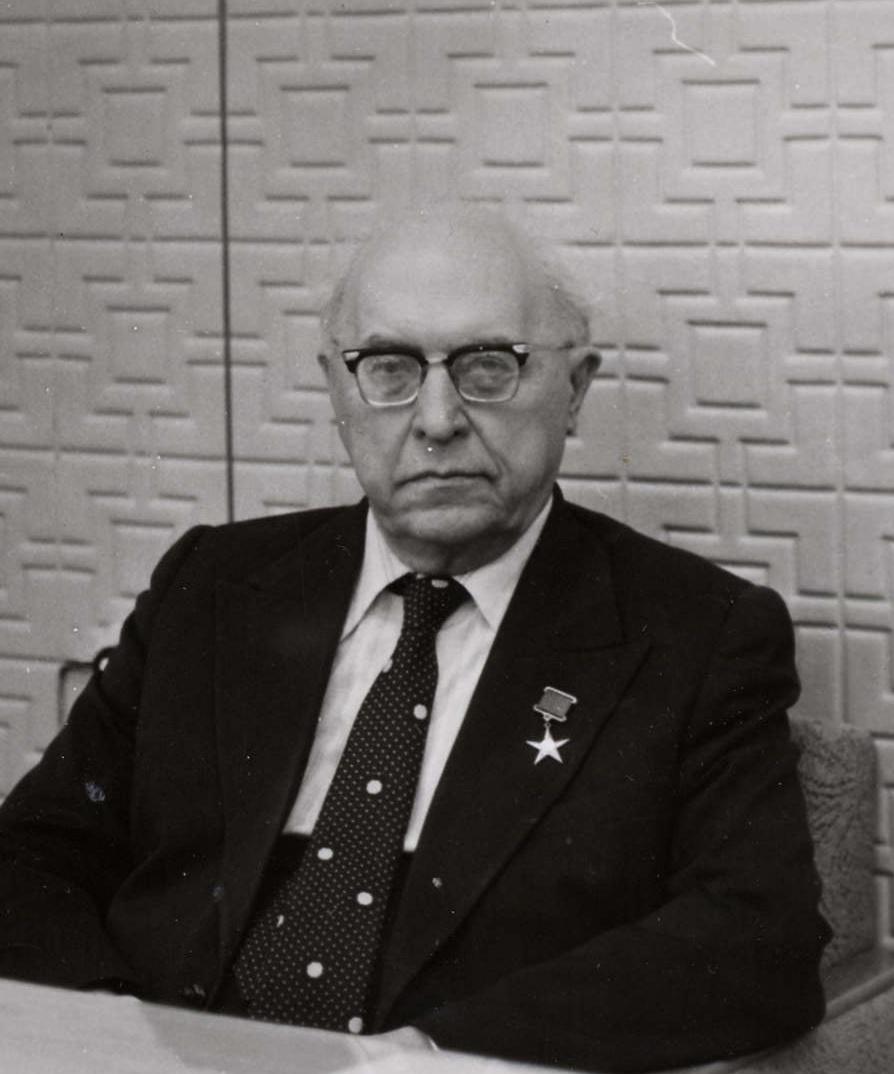 Академик АН СССР Г.А. Разуваев