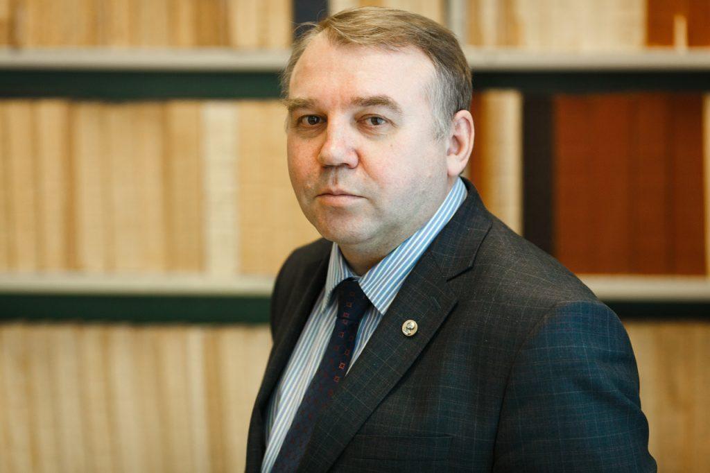 Директор ИМХ РАН И.Л. Федюшкин