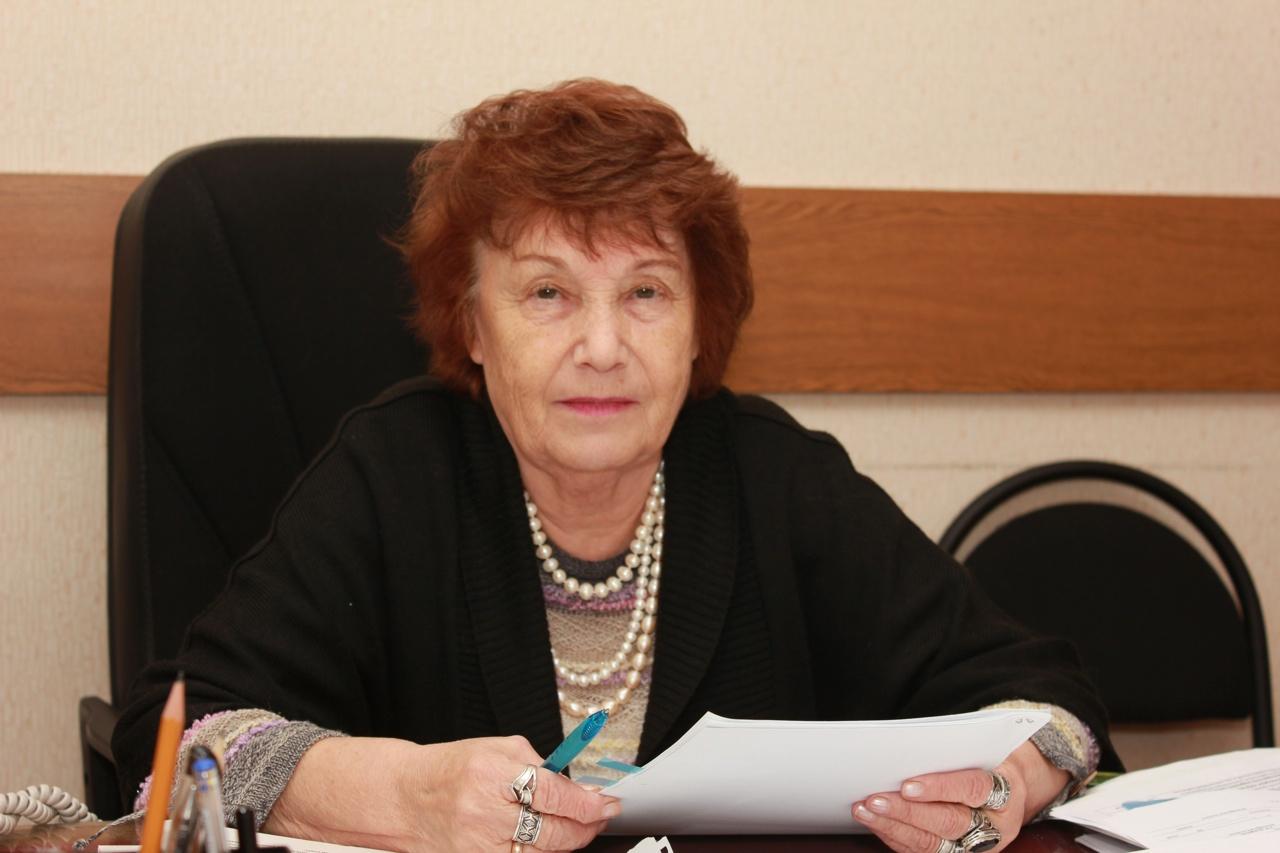 Учёный секретарь ИМХ РАН К.Г. Шальнова